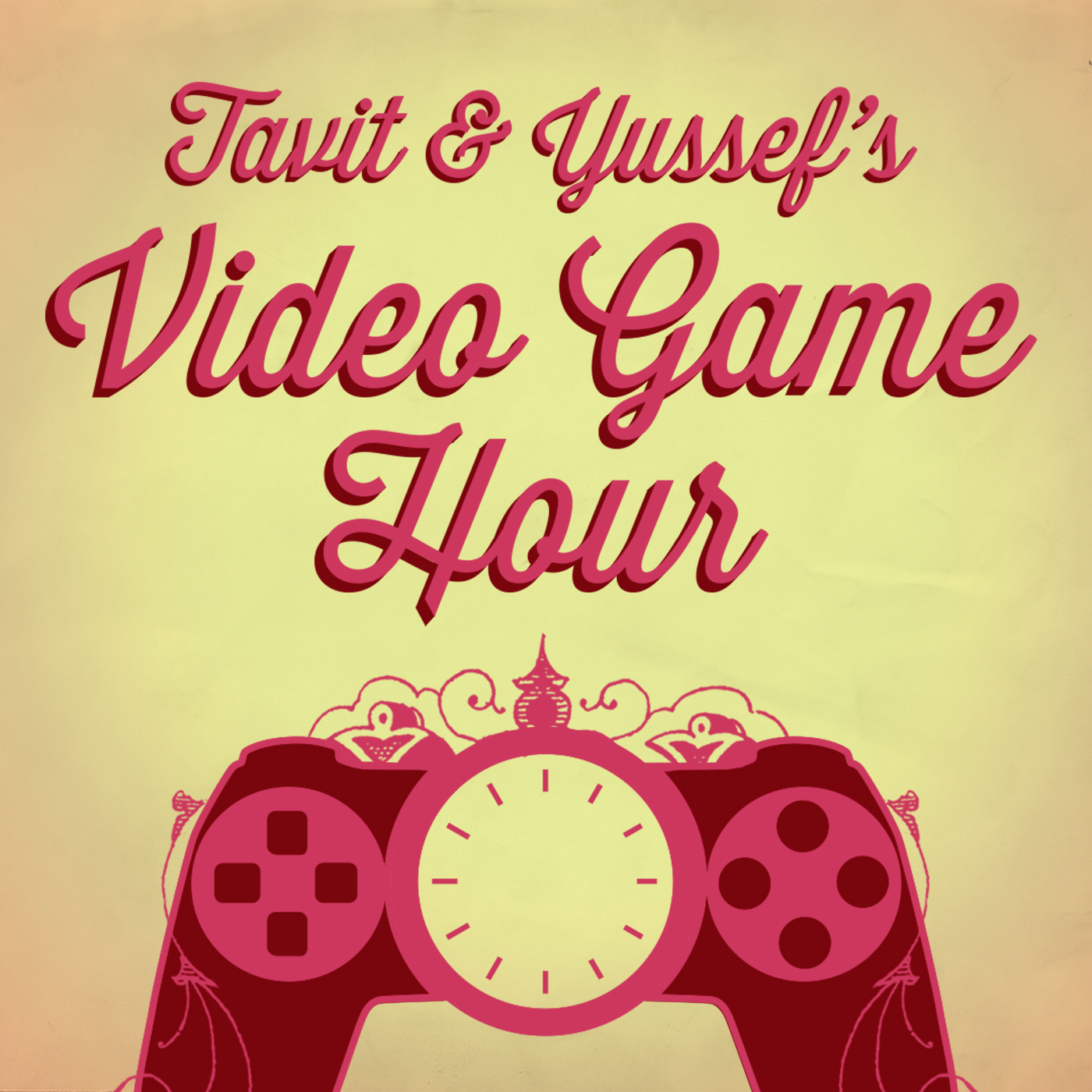 Tavit and Yussef's Video Game Hour